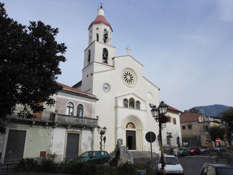 Kirche in Bomerano