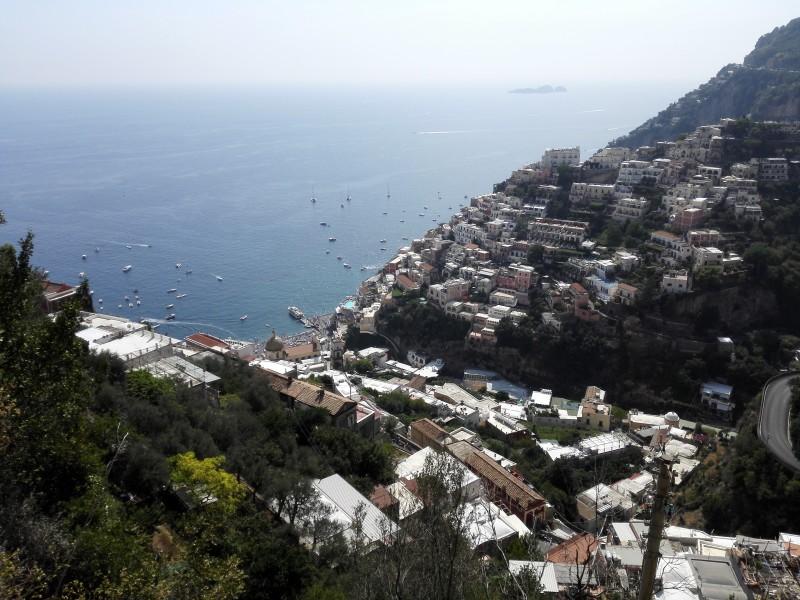 Positano - Die Stadt im Felsen